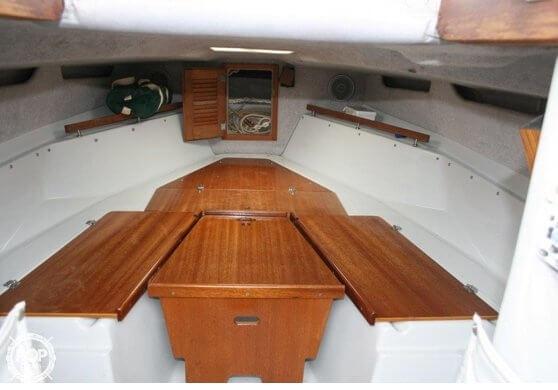 1988 Boston Whaler 2500 Temptation - Photo #3