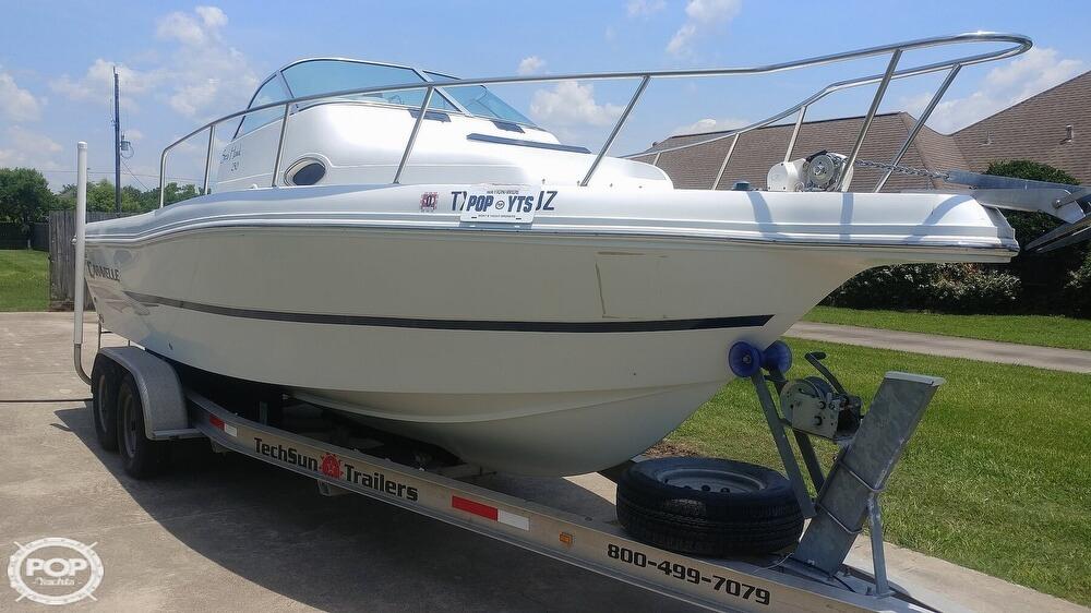 2004 Caravelle Seahawk 230