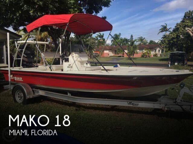 Used MAKO Boats For Sale by owner | 2016 Mako 18