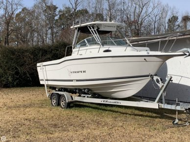 Seaswirl Striper 2600 WA, 25', for sale