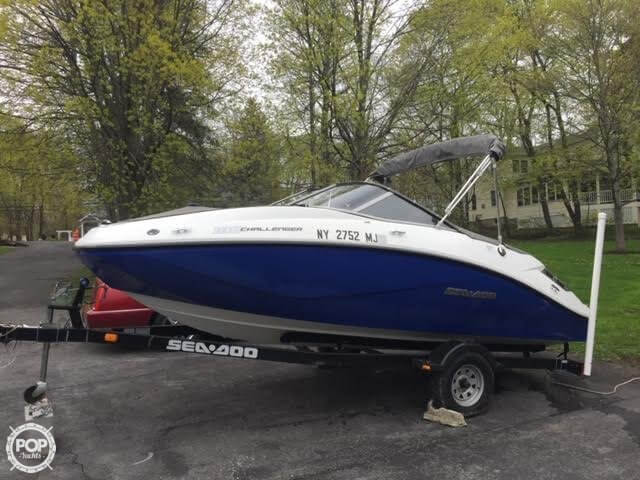 Used Ski Boats For Sale in Binghamton, New York by owner | 2012 Sea-Doo 18