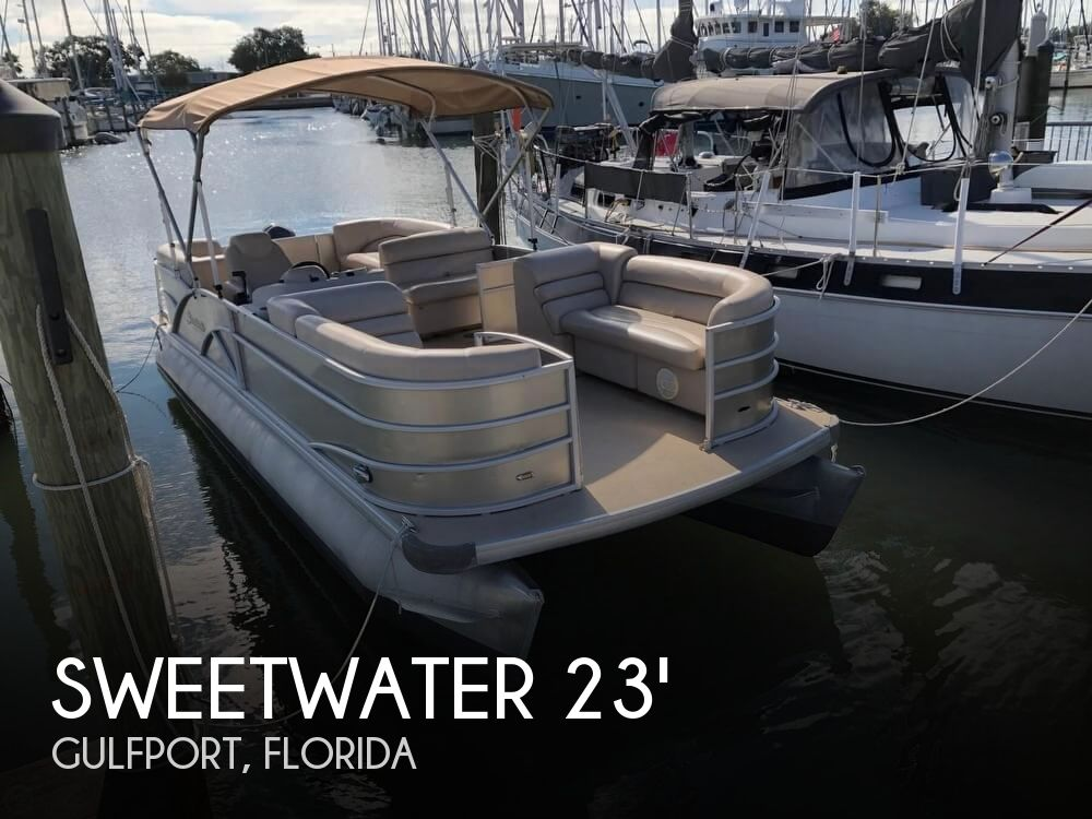 Used Sweetwater Pontoon Boats For Sale by owner | 2014 Sweetwater 24