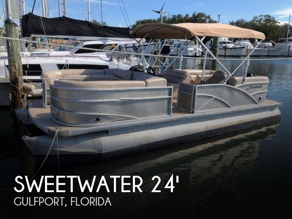 Used Sweetwater Boats For Sale by owner | 2015 Sweetwater 24