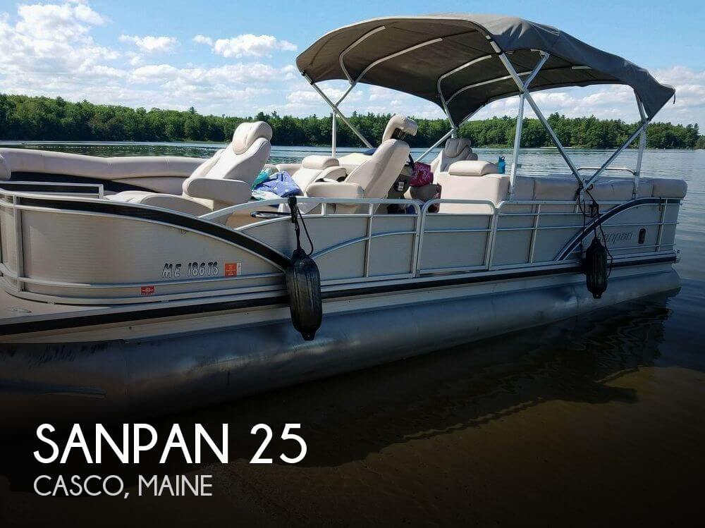 Used Sanpan Boats For Sale by owner | 2010 Sanpan 25