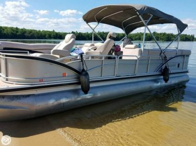 Sanpan 2500, 25', for sale - $29,900