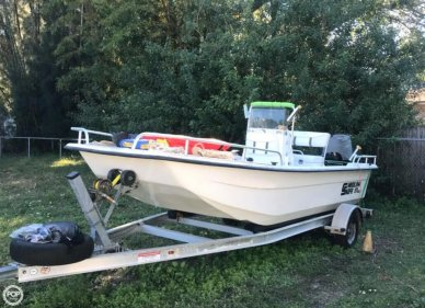 Carolina Skiff 17DLX, 17, for sale - $10,500