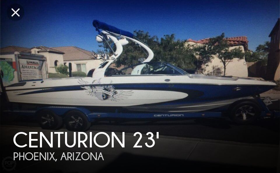 Used Boats For Sale in Arizona by owner | 2012 Centurion 23