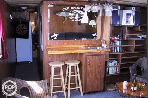 1975 Wahl Brothers boat for sale, model of the boat is 52 & Image # 4 of 34