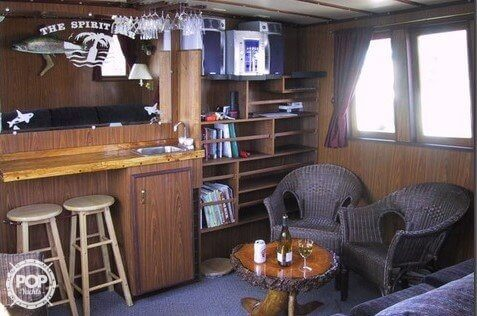 1975 Wahl Brothers boat for sale, model of the boat is 52 & Image # 9 of 34