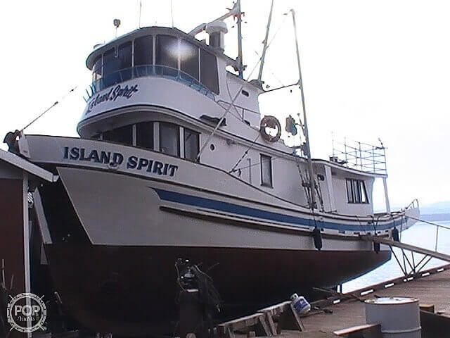 1975 Wahl Brothers boat for sale, model of the boat is 52 & Image # 14 of 34