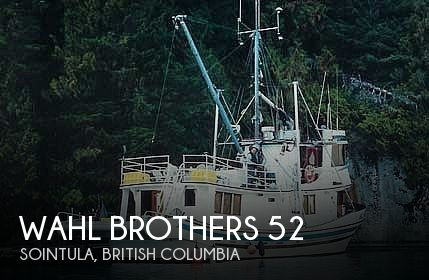 1975 Wahl Brothers boat for sale, model of the boat is 52 & Image # 1 of 34
