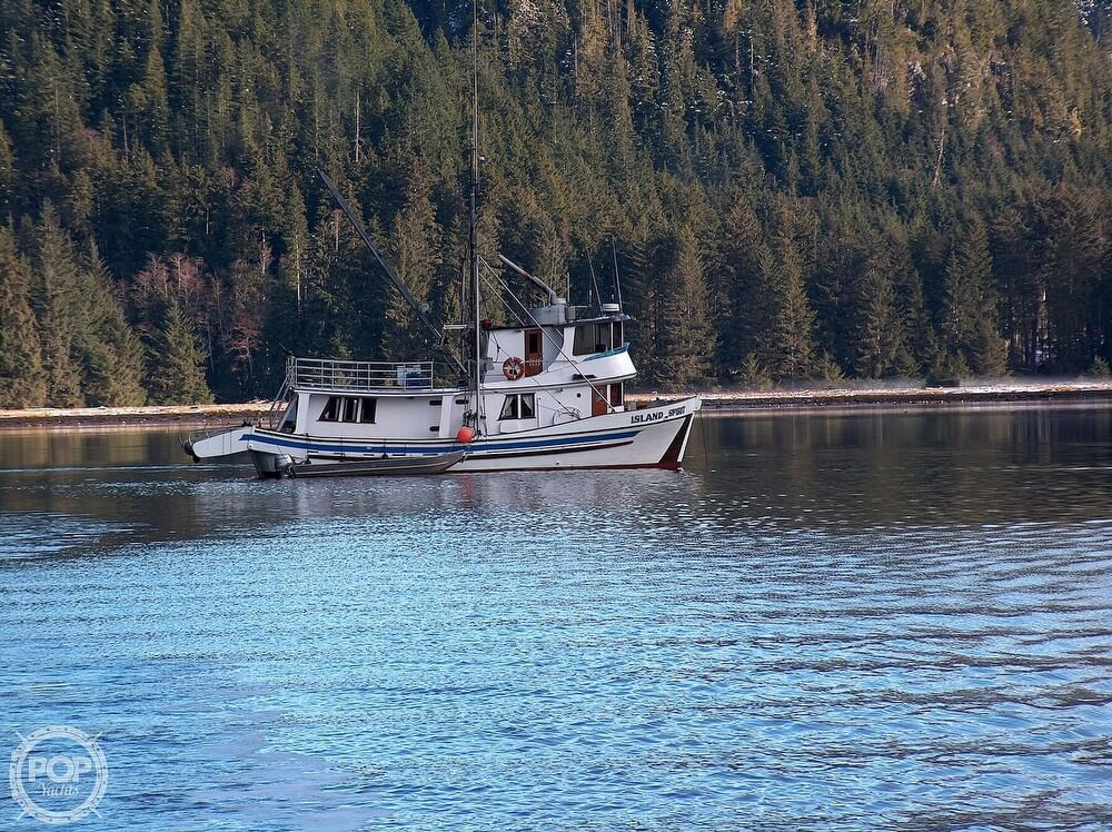 1975 Wahl Brothers boat for sale, model of the boat is 52 & Image # 20 of 34