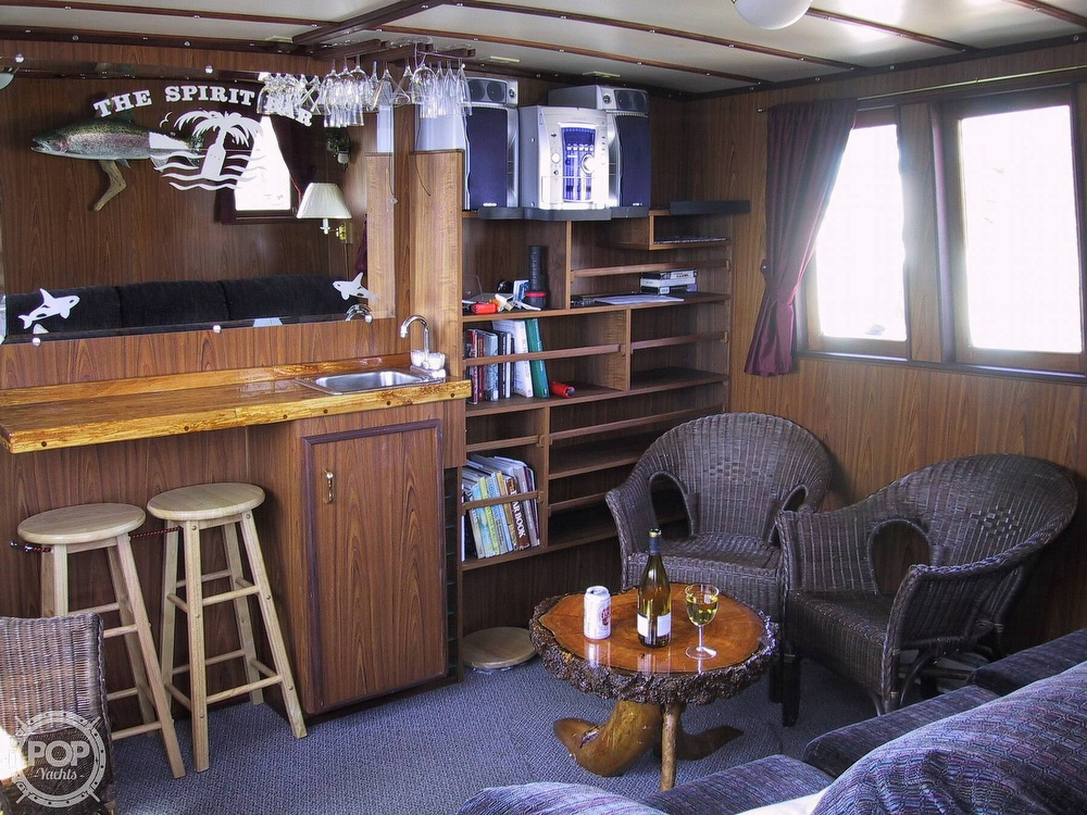 1975 Wahl Brothers boat for sale, model of the boat is 52 & Image # 25 of 34