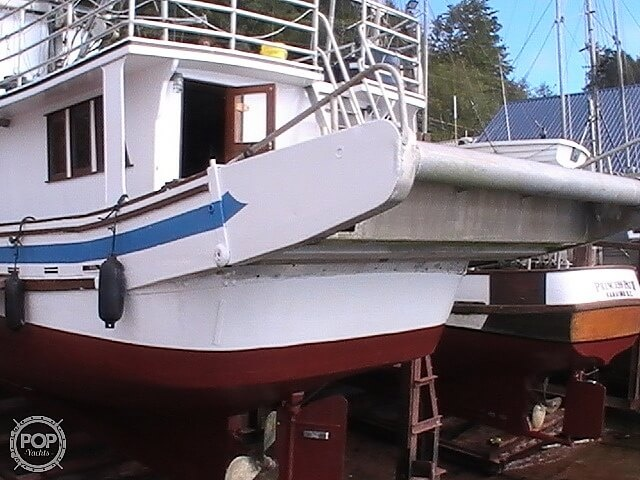 1975 Wahl Brothers boat for sale, model of the boat is 52 & Image # 31 of 34
