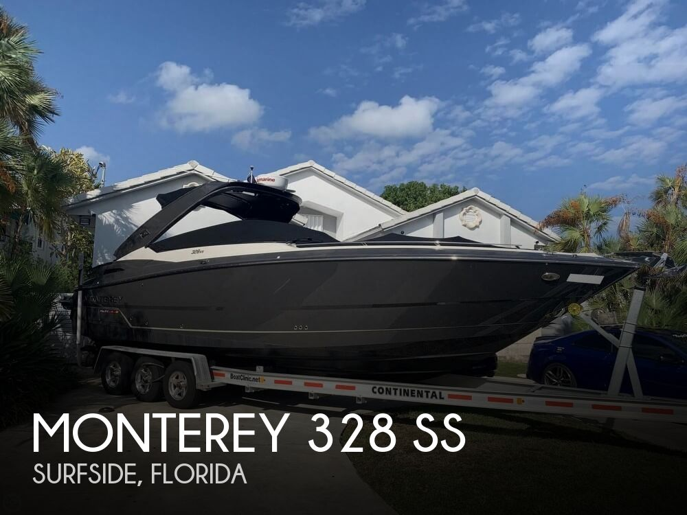 Used Monterey Boats For Sale by owner | 2014 Monterey 32