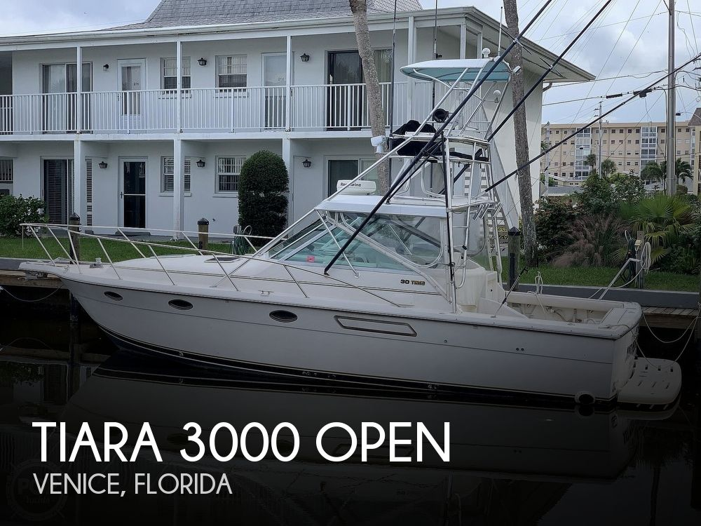 Used Tiara Boats For Sale by owner | 1994 Tiara 3000 Open