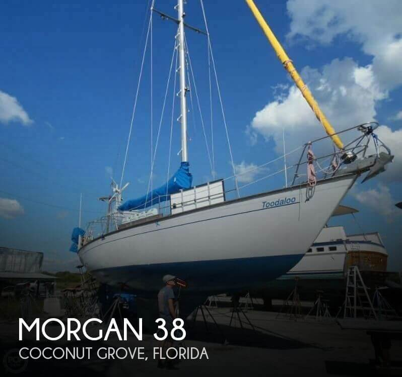 Used Morgan Sailboats For Sale by owner | 1978 Morgan 38