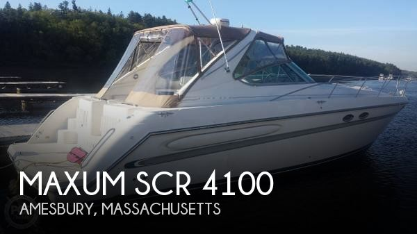 Used Maxum Boats For Sale by owner | 1997 Maxum 44