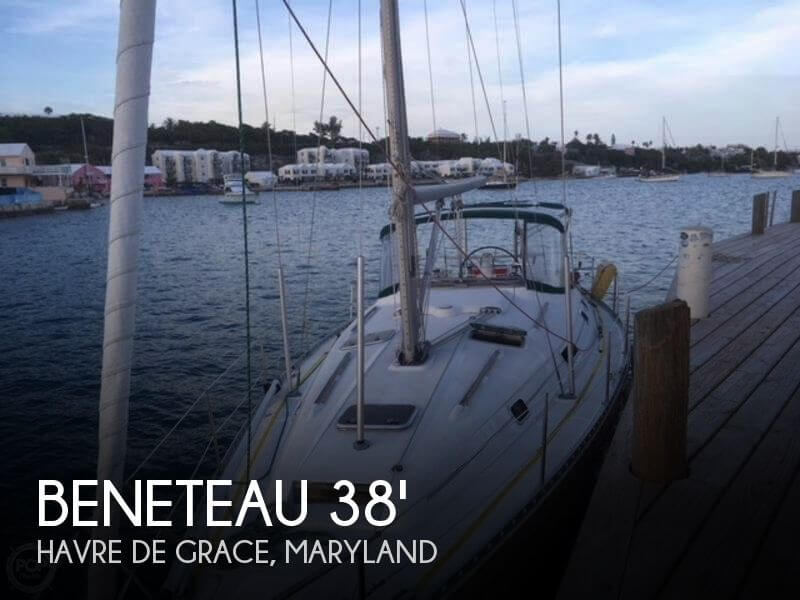 Used Boats For Sale in Harrisburg, Pennsylvania by owner | 1999 Beneteau 38