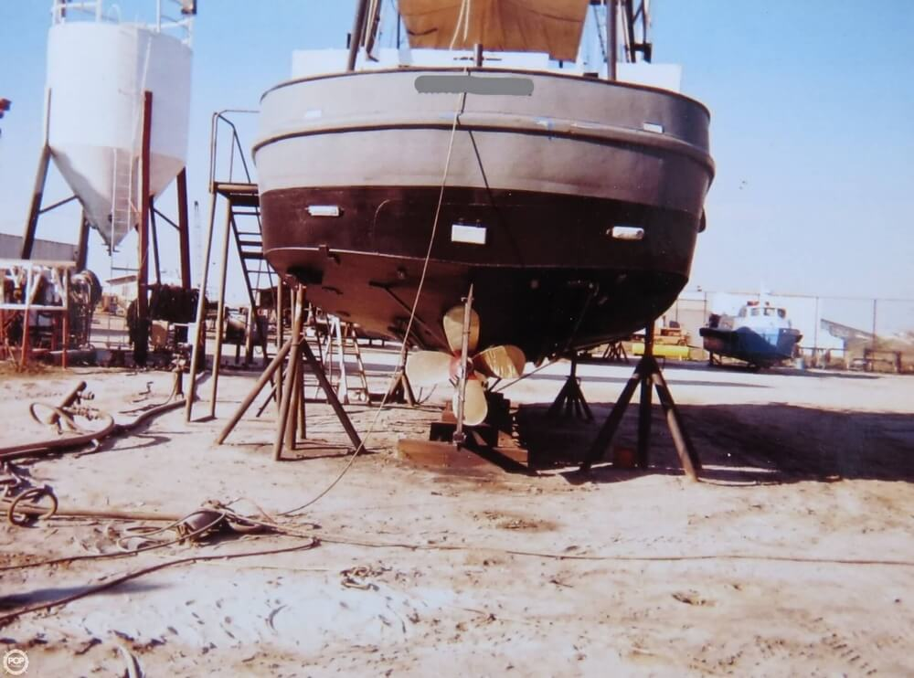 1967 Oil Screw boat for sale, model of the boat is 40 & Image # 4 of 40