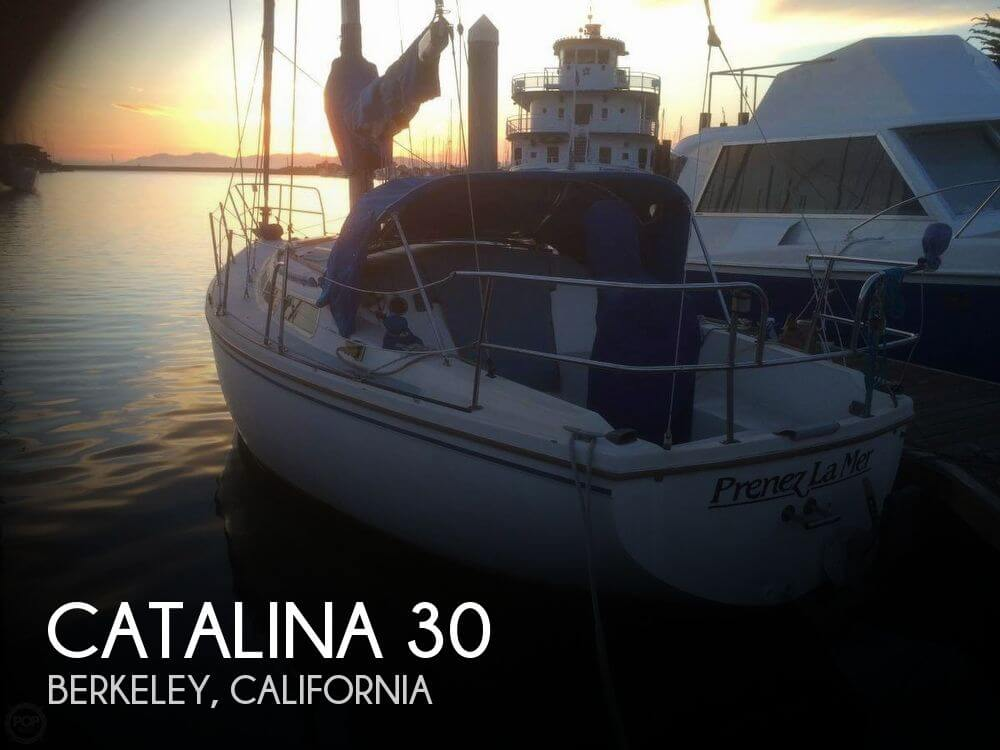 Used 1986 Catalina Yachts 30 For Sale