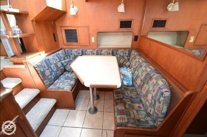 1984 Uniflite boat for sale, model of the boat is 42 & Image # 8 of 27