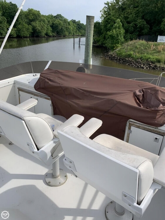 1984 Uniflite boat for sale, model of the boat is 42 & Image # 22 of 27