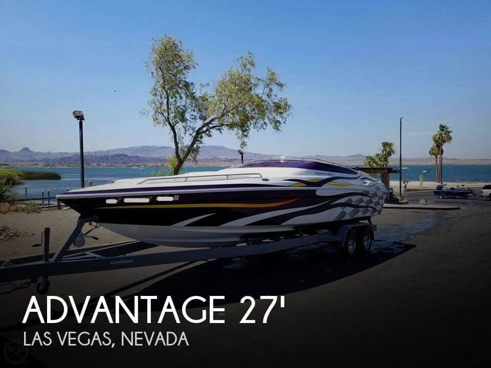 Used Boats For Sale in Nevada by owner   2003 Advantage Victory 27