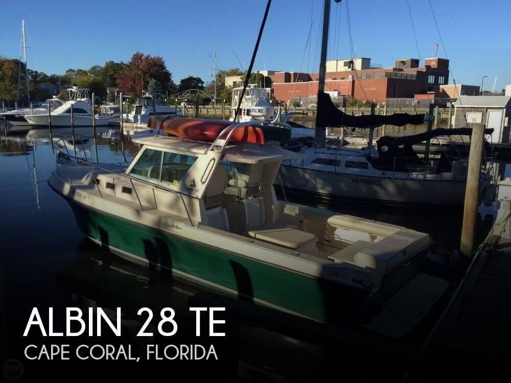 Used Albin Boats For Sale by owner | 1996 Albin 28 TE