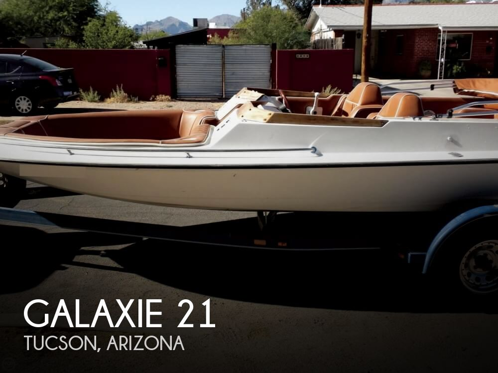 2001 Galaxie boat for sale, model of the boat is 21 & Image # 1 of 40