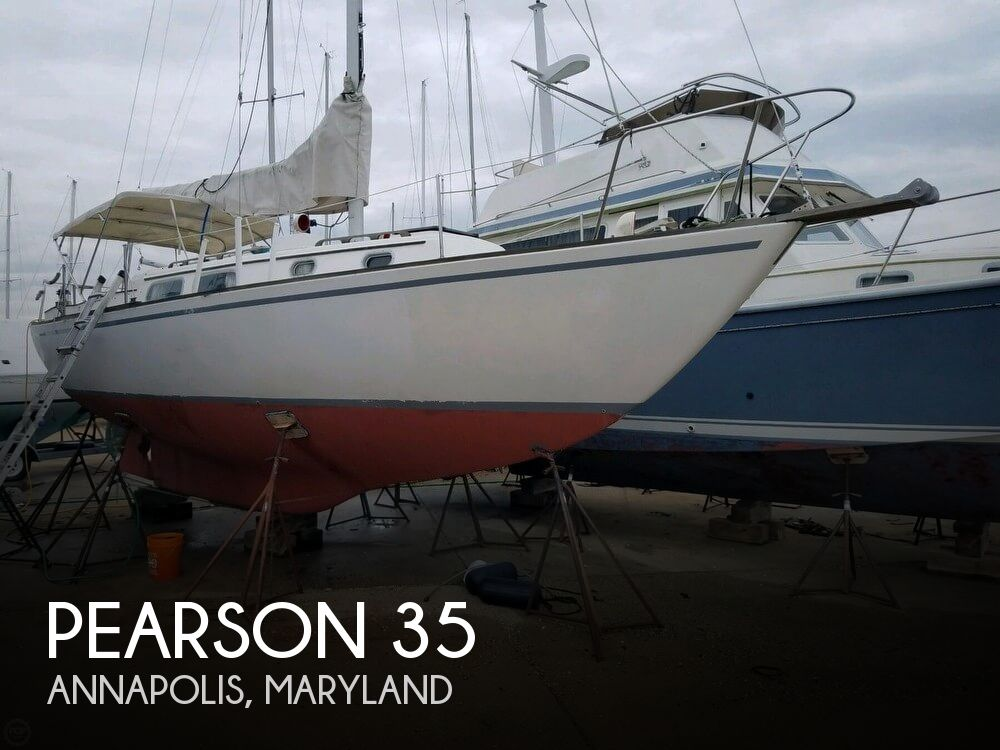 Used Tillotson   Pearson 35 Boats For Sale by owner | 1981 Pearson 35