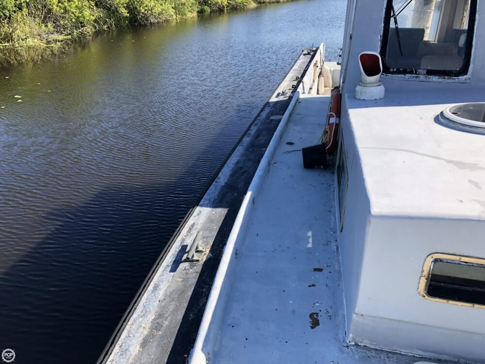 1967 Uniflite boat for sale, model of the boat is Navy 50 Utility Boat & Image # 17 of 40