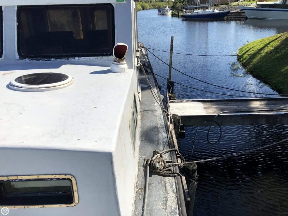 1967 Uniflite boat for sale, model of the boat is Navy 50 Utility Boat & Image # 16 of 40