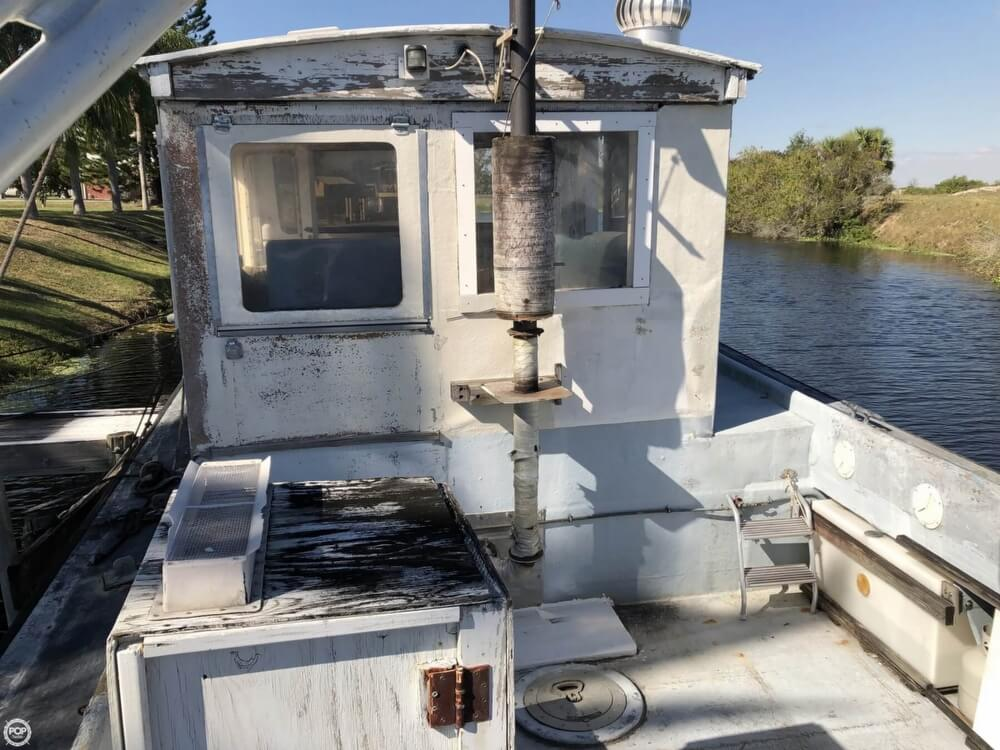 1967 Uniflite boat for sale, model of the boat is Navy 50 Utility Boat & Image # 11 of 40