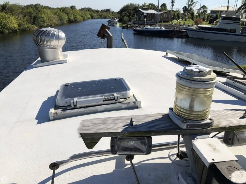 1967 Uniflite boat for sale, model of the boat is Navy 50 Utility Boat & Image # 9 of 40