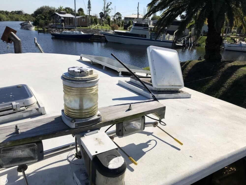 1967 Uniflite boat for sale, model of the boat is Navy 50 Utility Boat & Image # 8 of 40