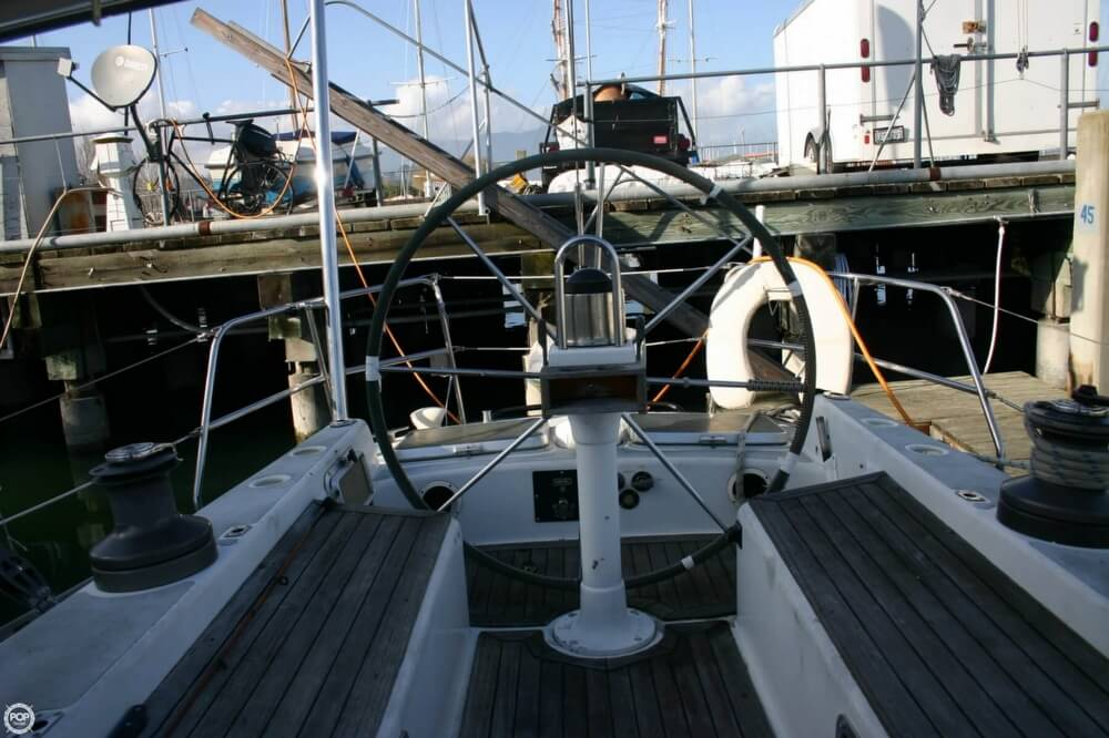 1988 Doug Peterson boat for sale, model of the boat is Custom 50 & Image # 29 of 40