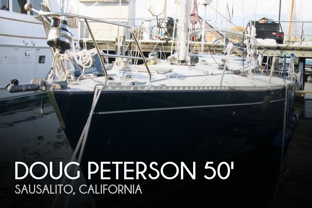 1988 Doug Peterson Custom 50