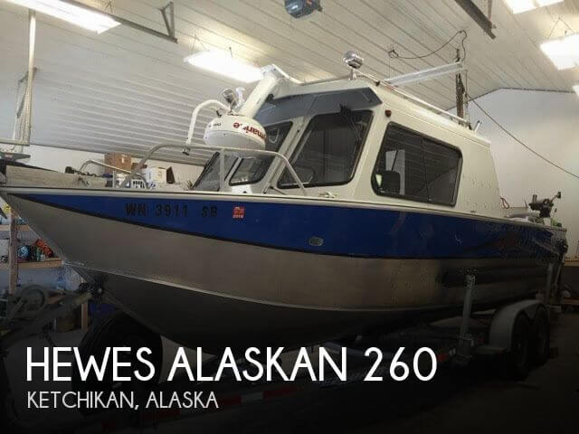 Used Boats For Sale in Alaska by owner | 2010 Hewes 26