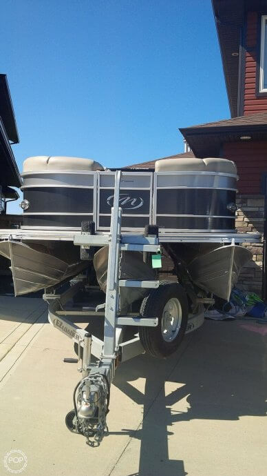 Manitou 25 Legacy SRS SHP, 25, for sale - $60,000