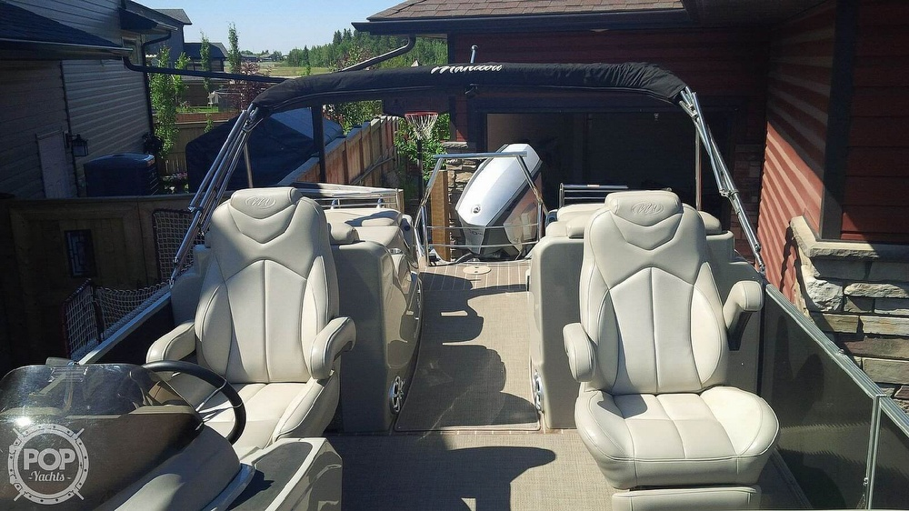2014 Manitou boat for sale, model of the boat is 25 Legacy SRS SHP & Image # 5 of 14