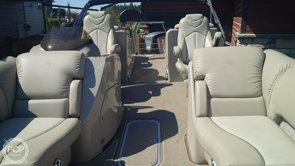 2014 Manitou boat for sale, model of the boat is 25 Legacy SRS SHP & Image # 8 of 14