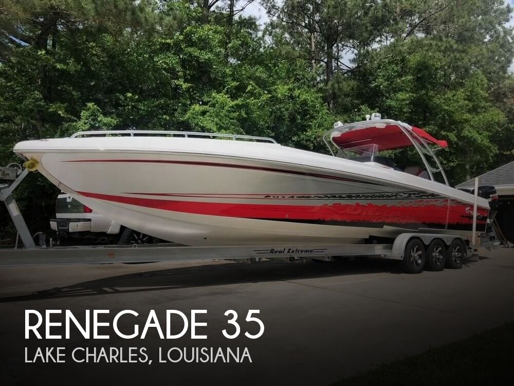Used Renegade Boats For Sale by owner | 2007 Renegade 35