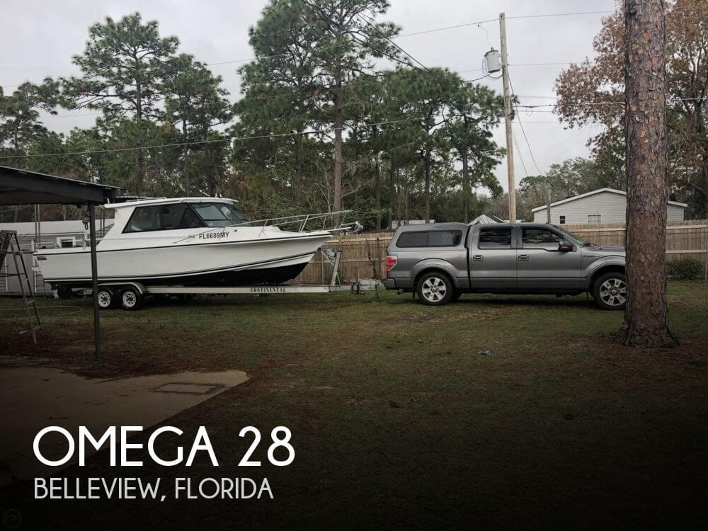 Used OMEGA Boats For Sale by owner | 1981 Omega 28