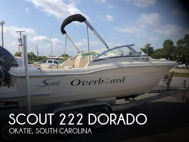 Used Scout Boats For Sale by owner | 2006 Scout 22