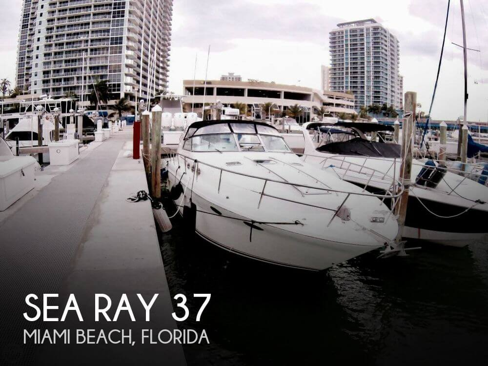 Used Sea Ray 37 Boats For Sale by owner | 1994 Sea Ray 37