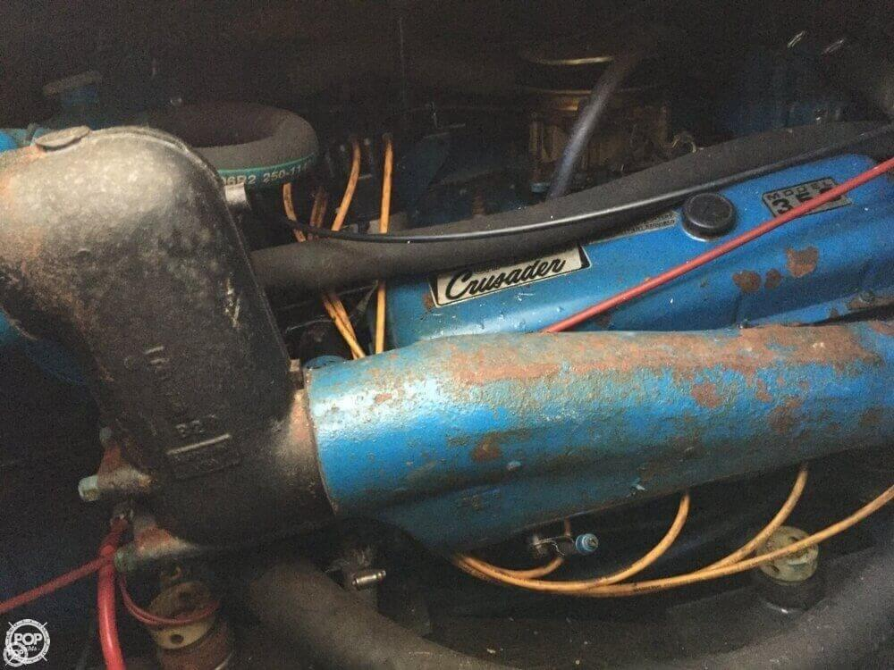 1973 Pacemaker boat for sale, model of the boat is 36 SF & Image # 12 of 40