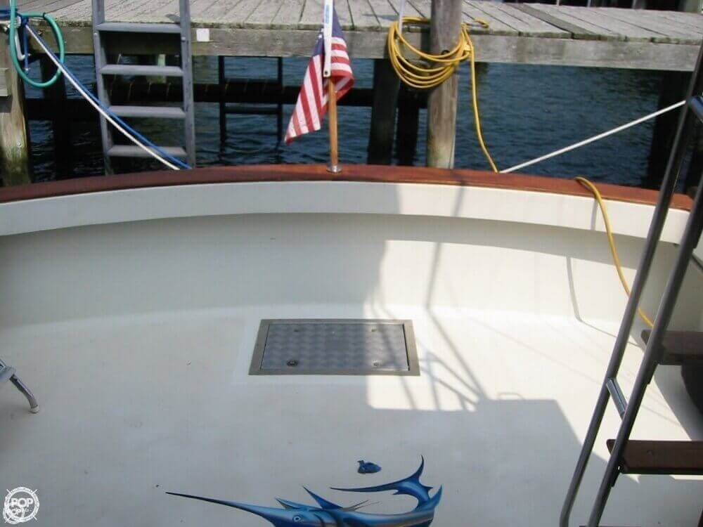 1973 Pacemaker boat for sale, model of the boat is 36 SF & Image # 16 of 40