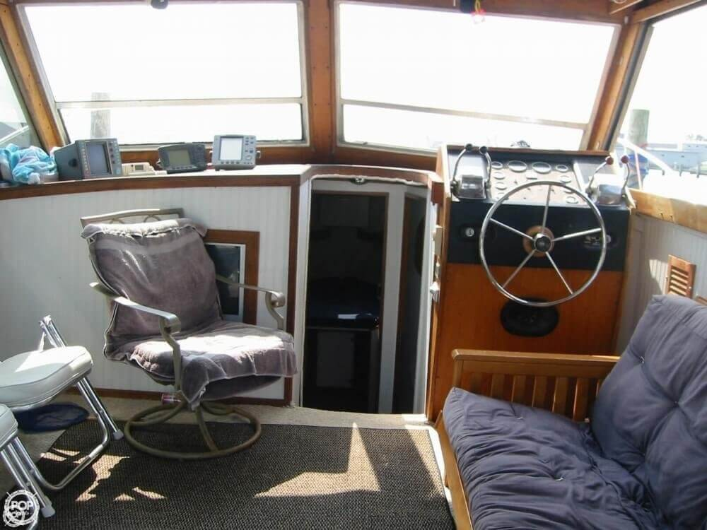 1973 Pacemaker boat for sale, model of the boat is 36 SF & Image # 18 of 40