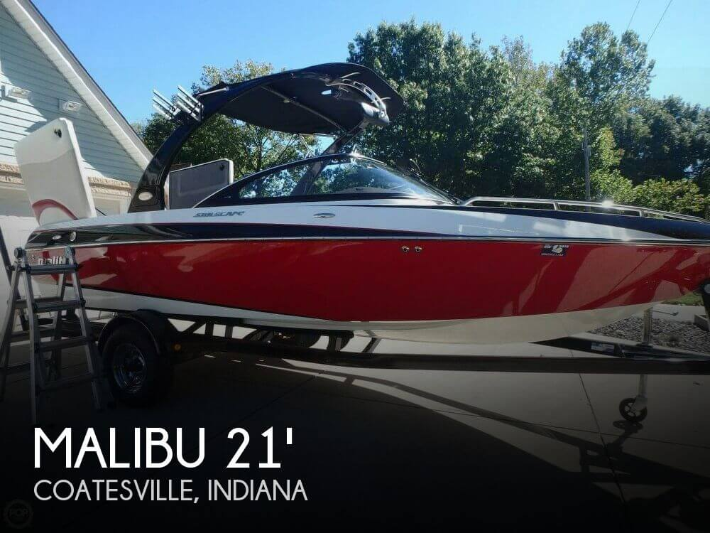Used Boats For Sale in Indianapolis, Indiana by owner | 2007 Malibu 21